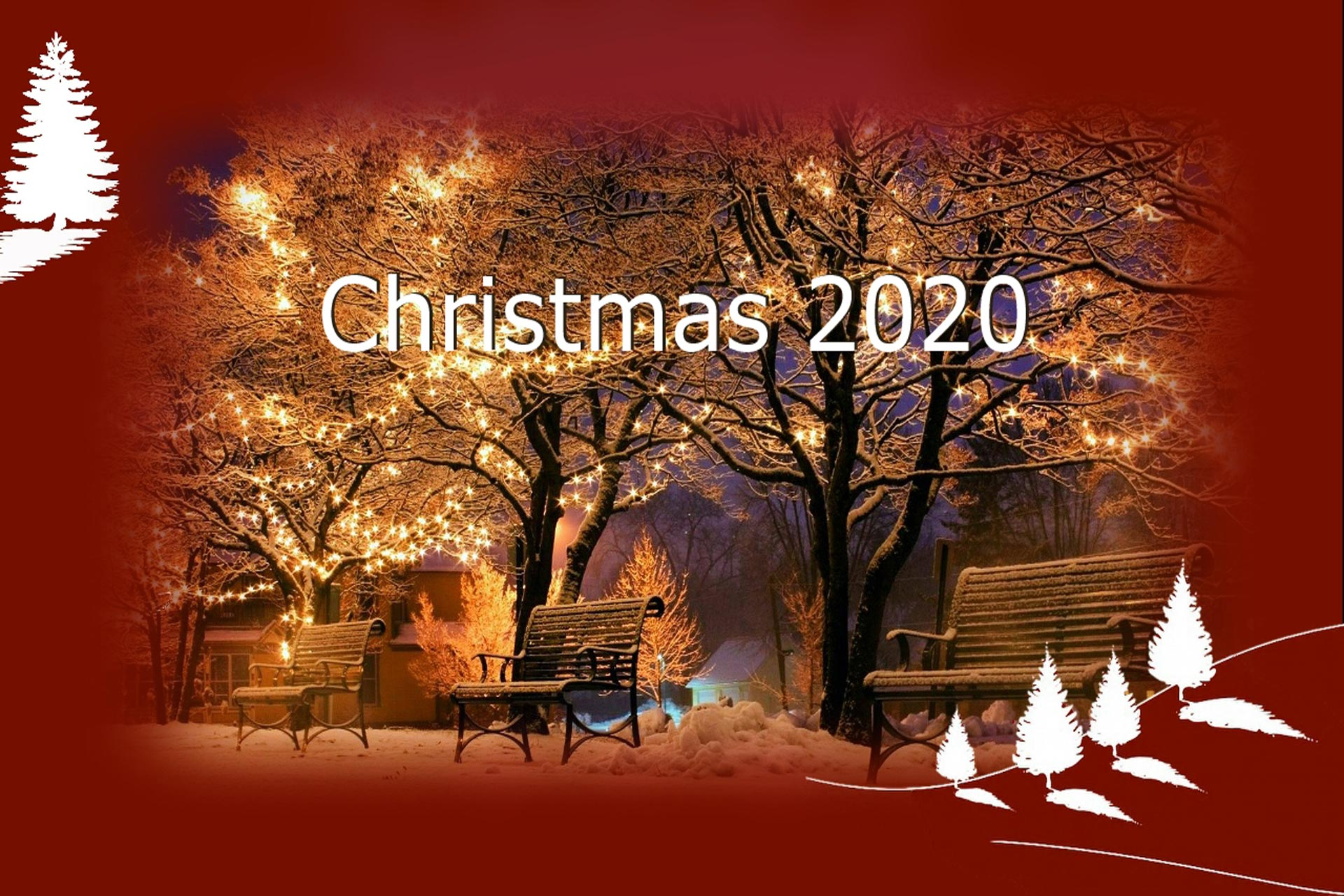 Christmas 2020: different and inspiring