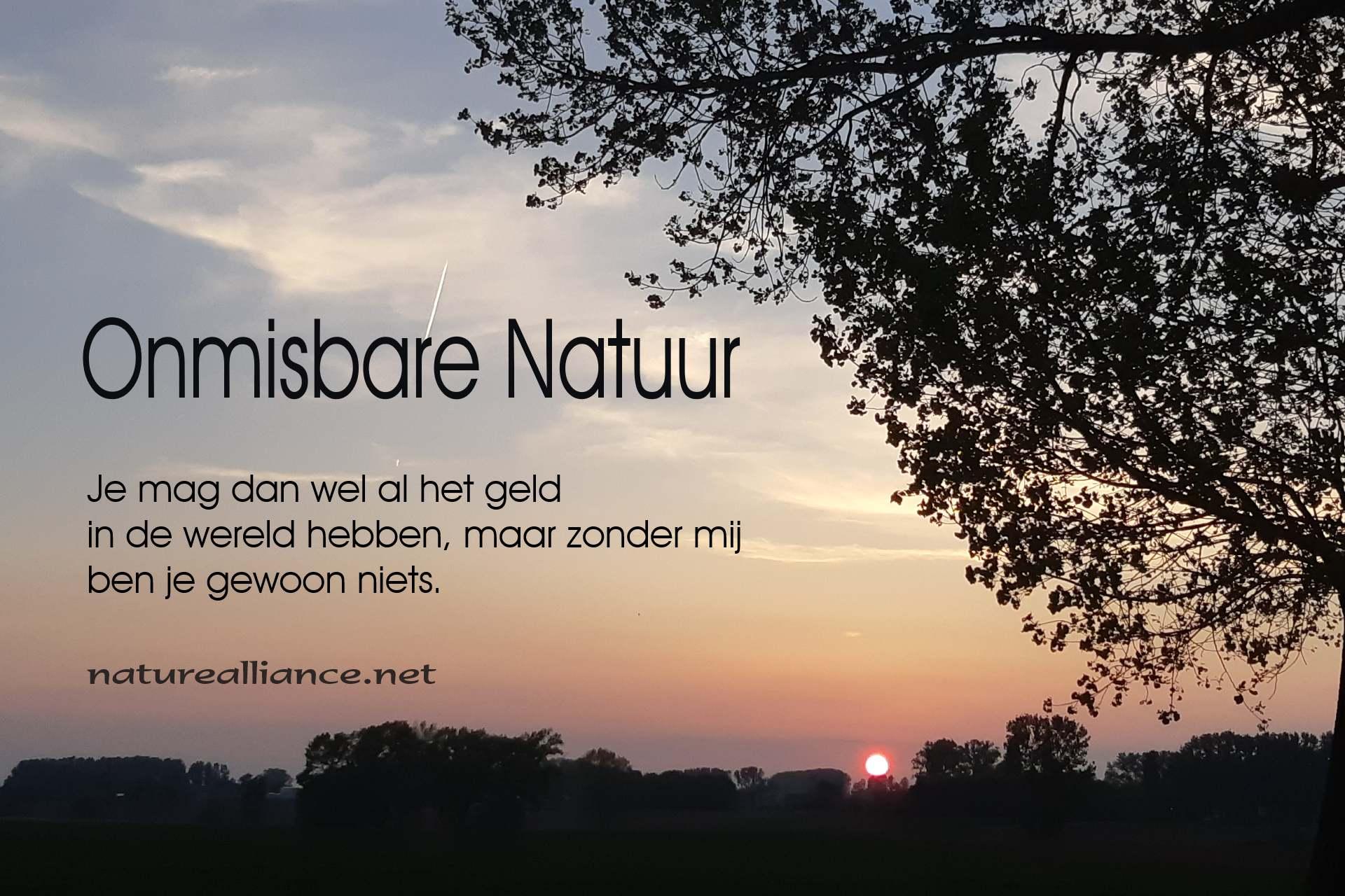 Onmisbare Natuur