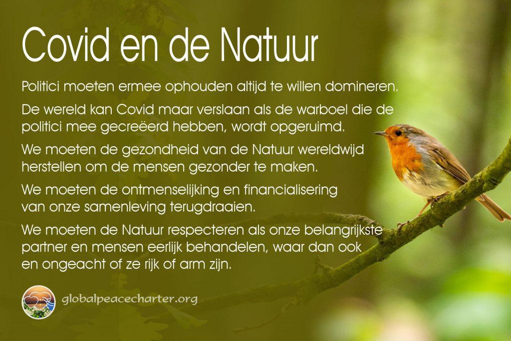 Covid en de Natuur