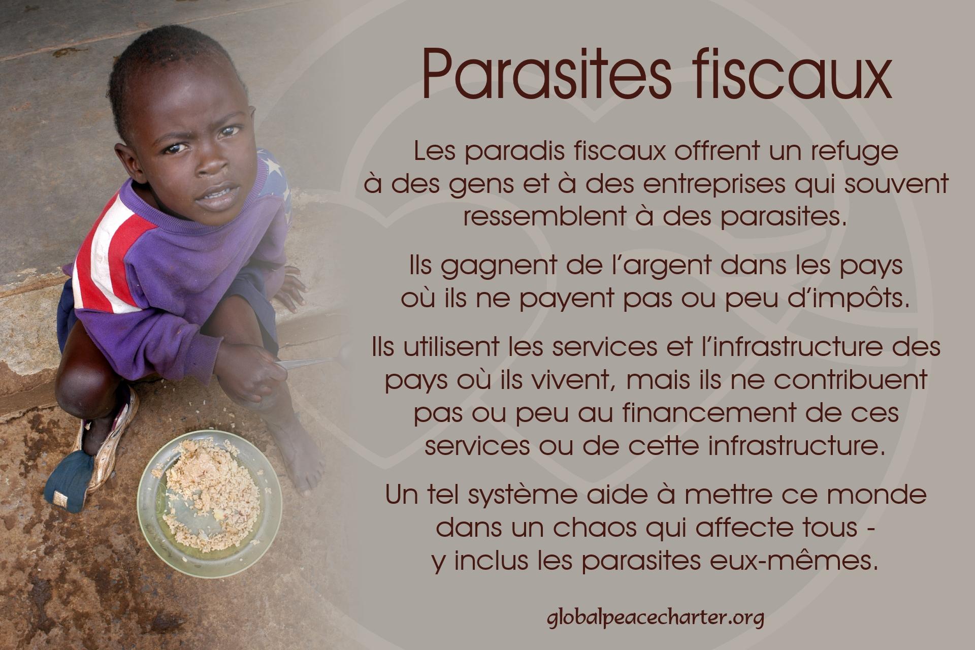 Parasites fiscaux