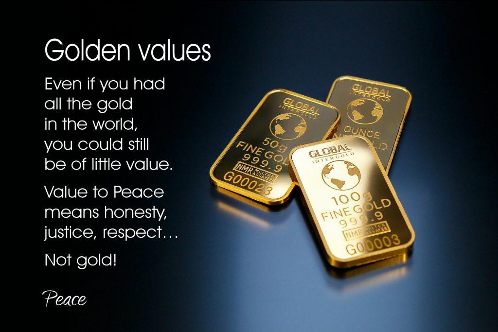 Golden values