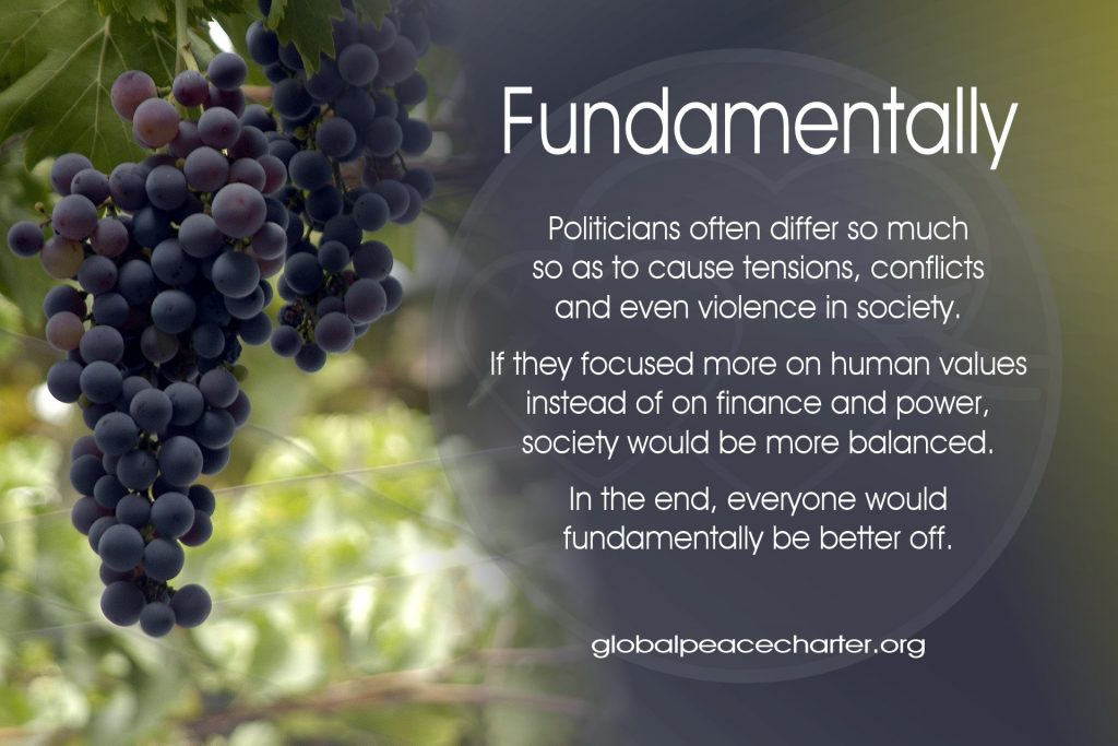 Fundamentally