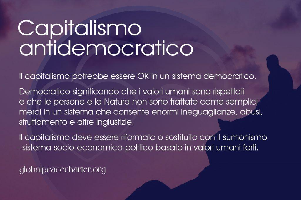 Capitalismo antidemocratico