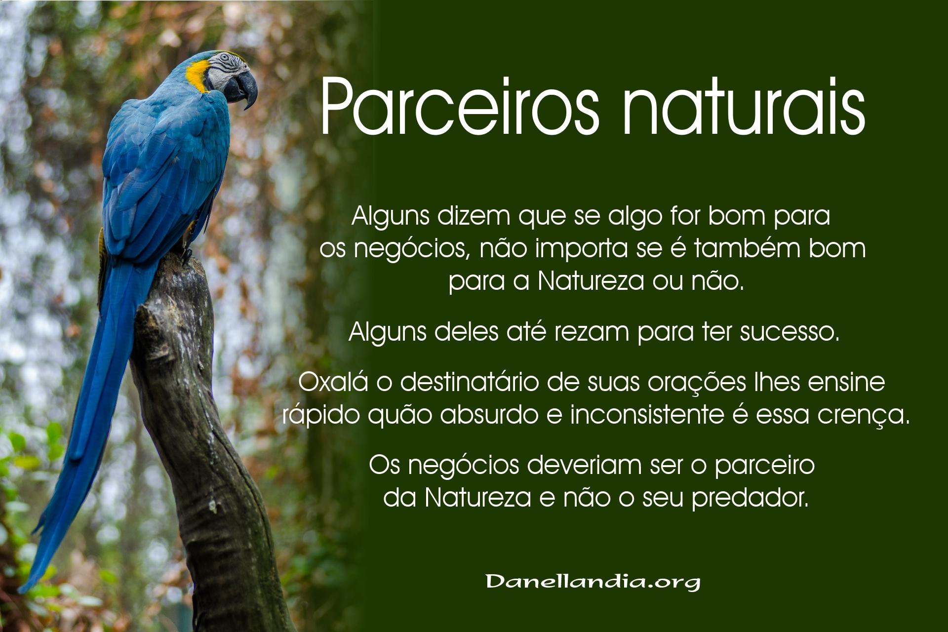 Parceiros naturais