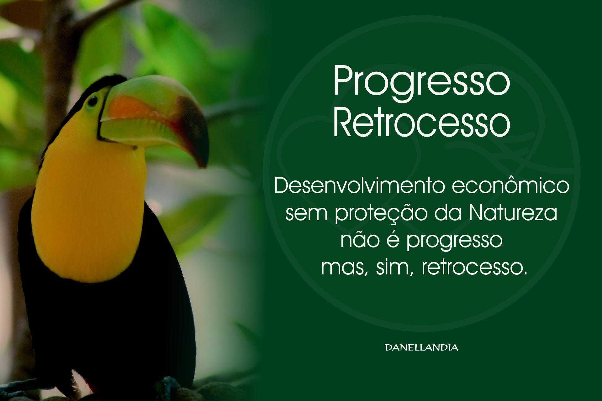 Progresso - retrocesso