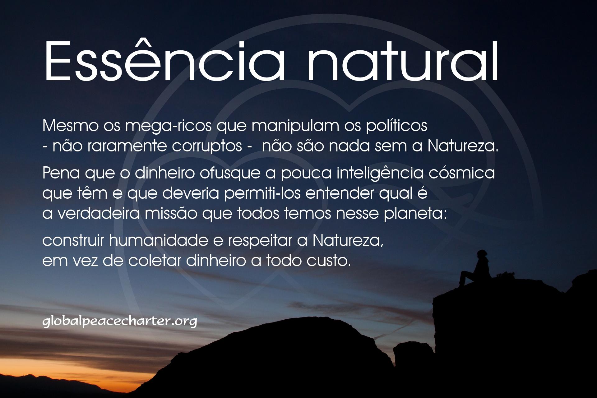 Essência natural