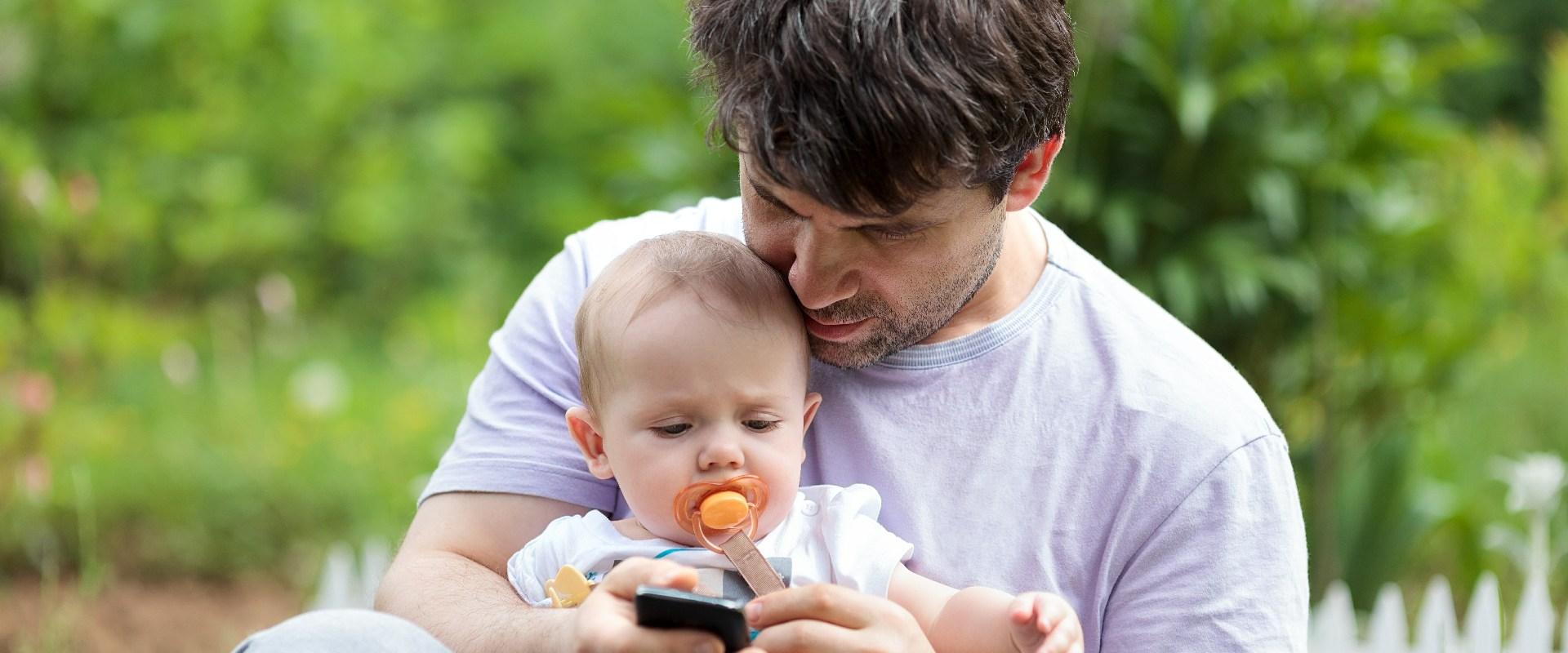 Como um pai
