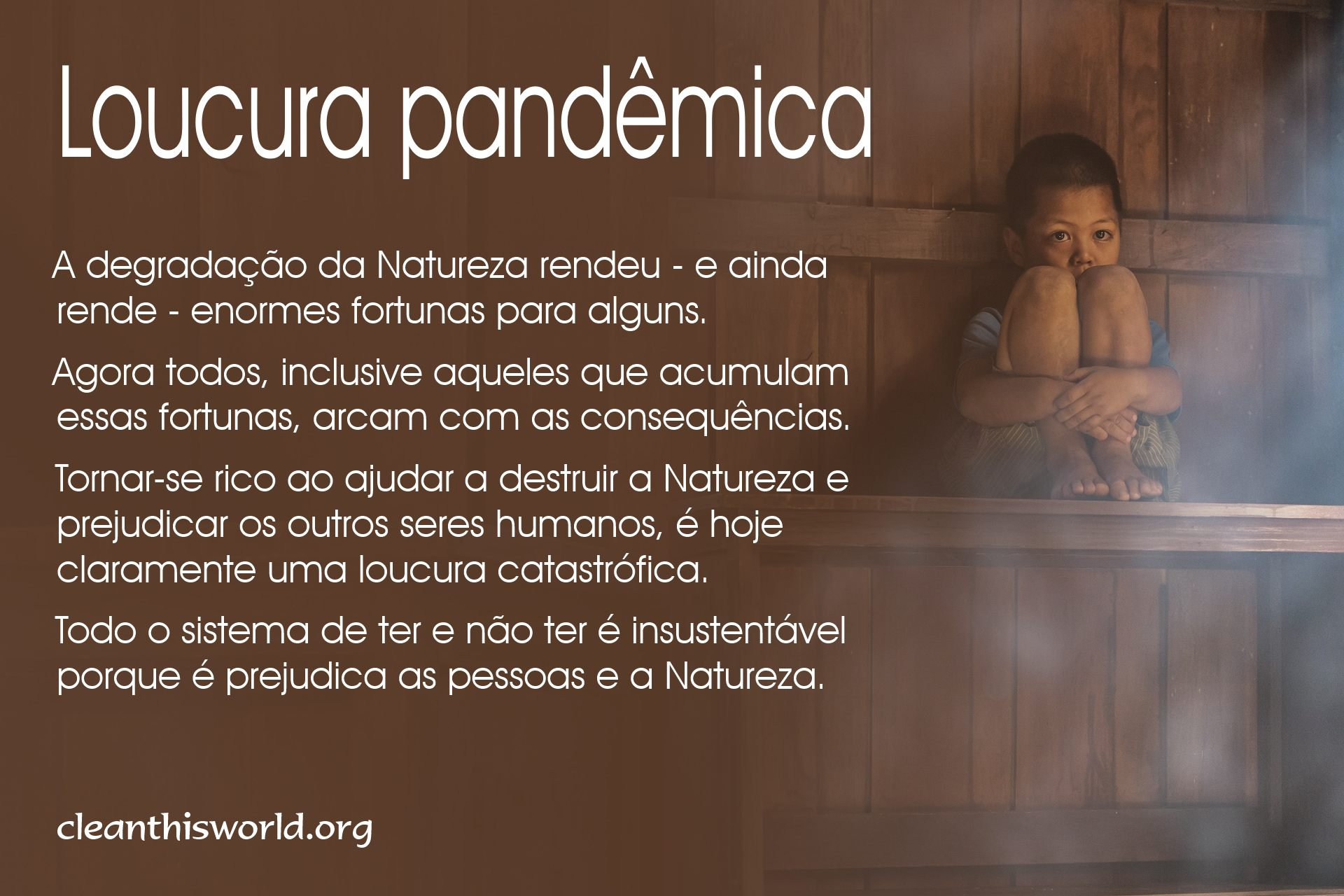 Loucura pandêmica
