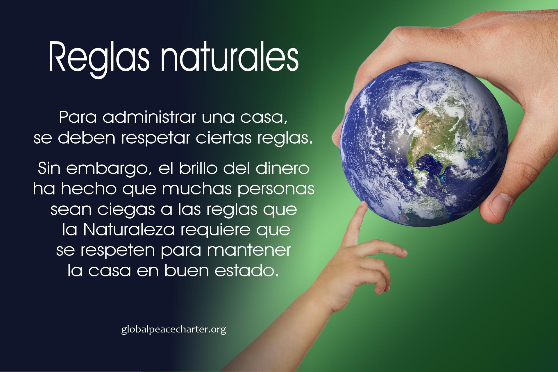 Reglas naturales