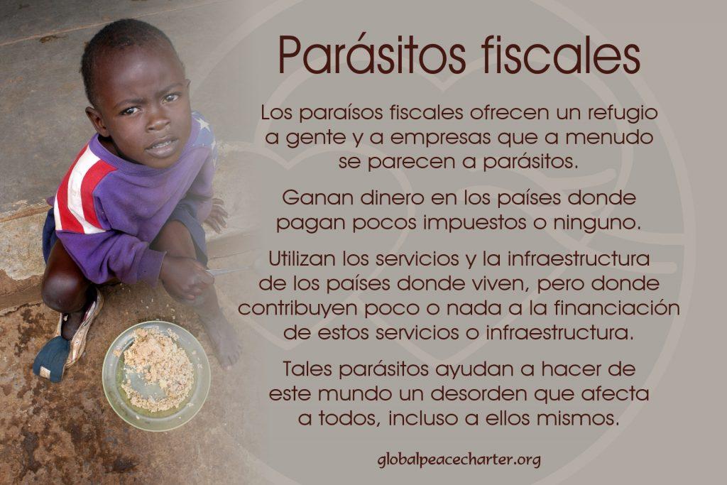 Parásitos fiscales