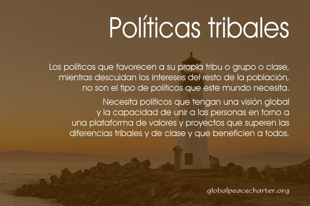 Políticas tribales