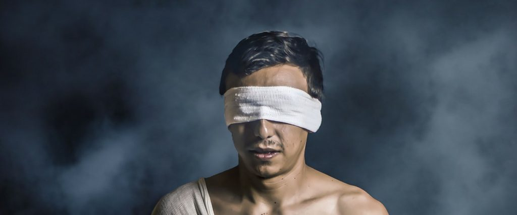 Soy ciego pero puedo ver