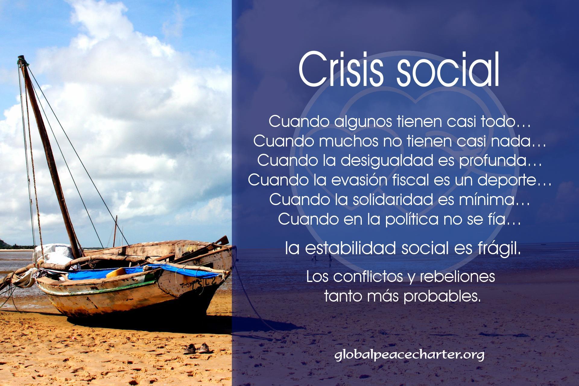 Crisis social