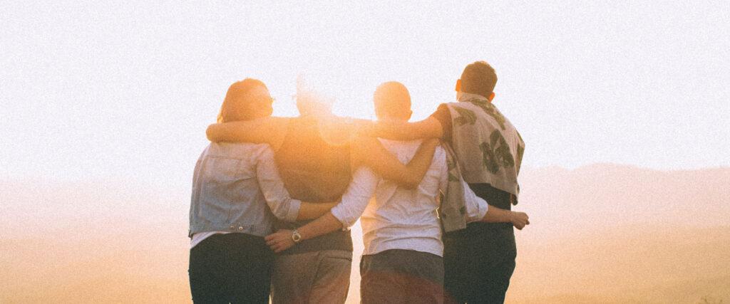 Amigos y amigas - quería abrazaros
