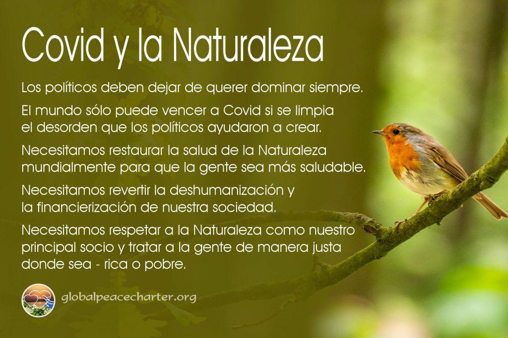 Covid y la Naturaleza
