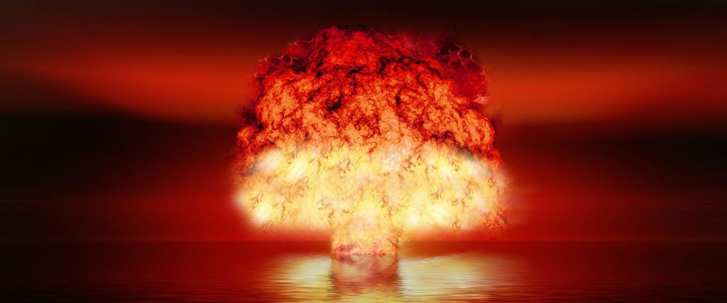 Nadie tiene derecho a armas nucleares