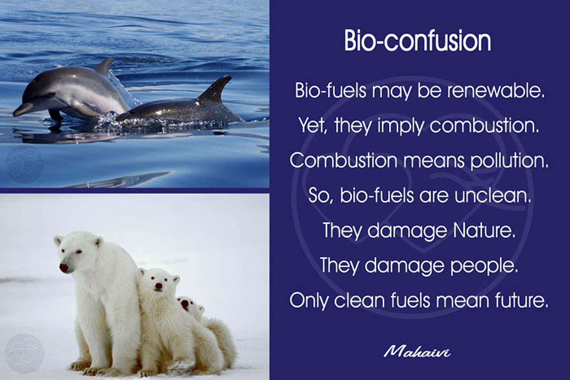 Bio-confusion