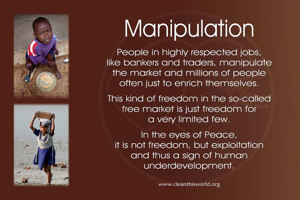 Manipulation
