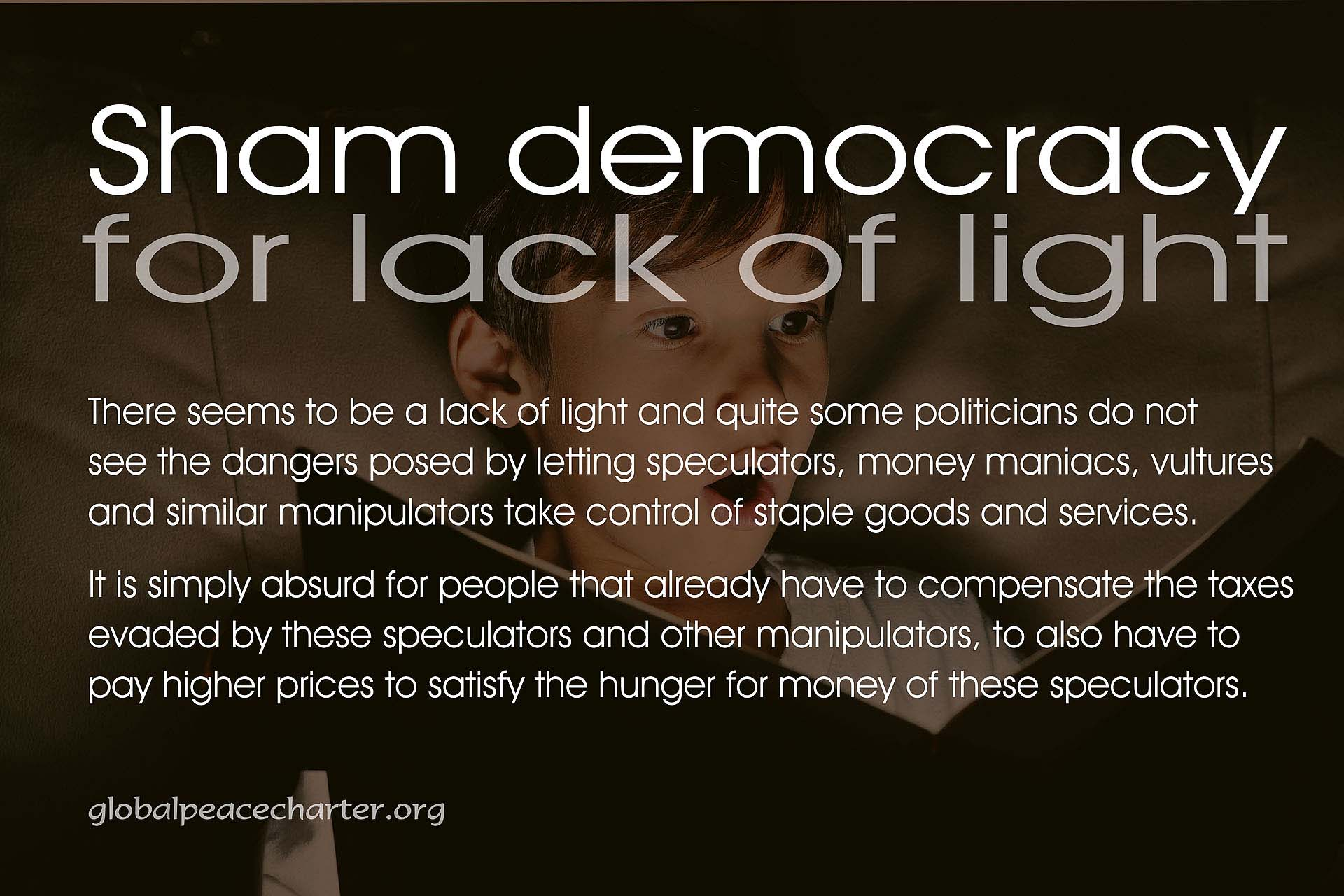 Sham democracy