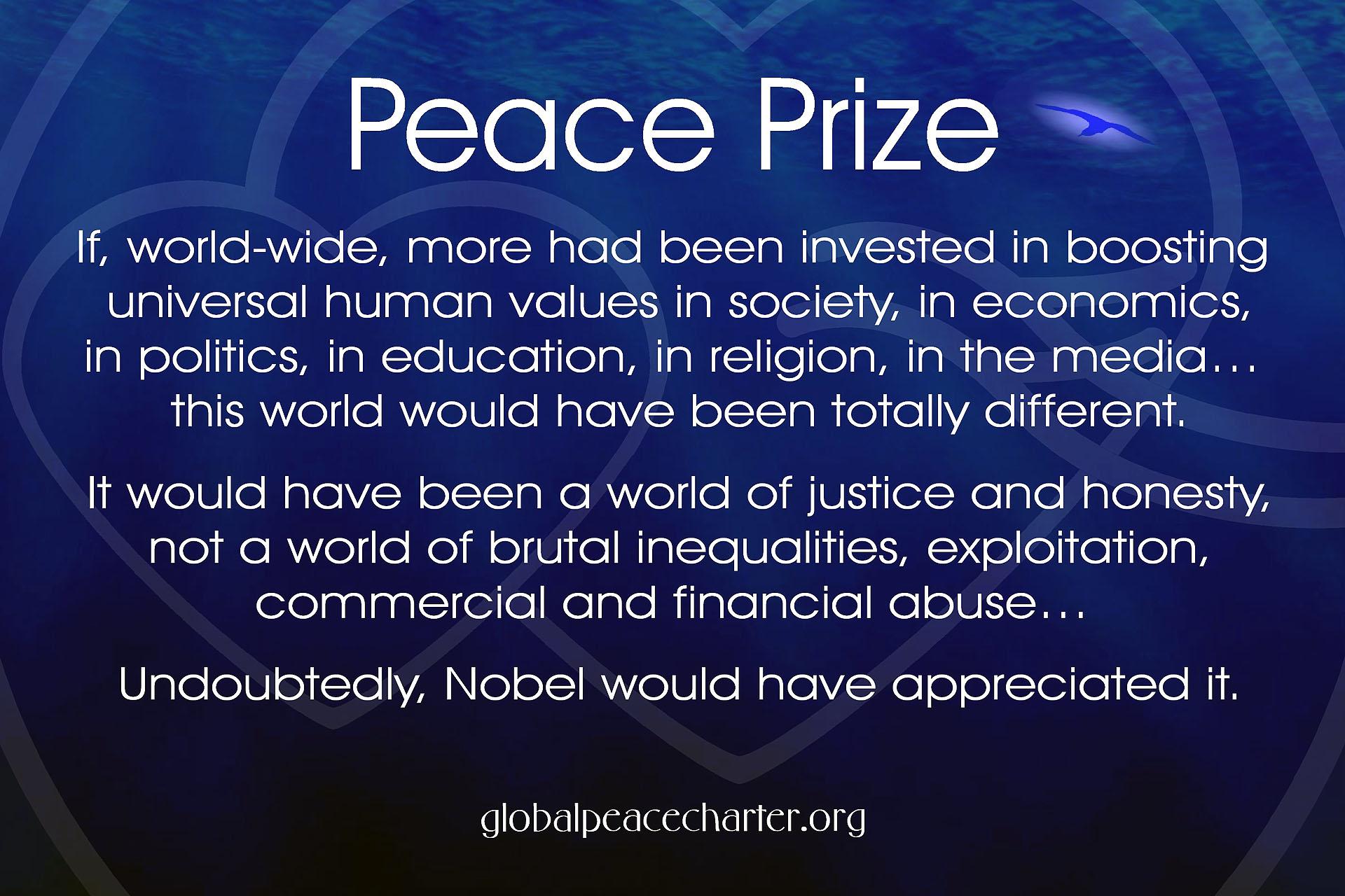 Peace Prize