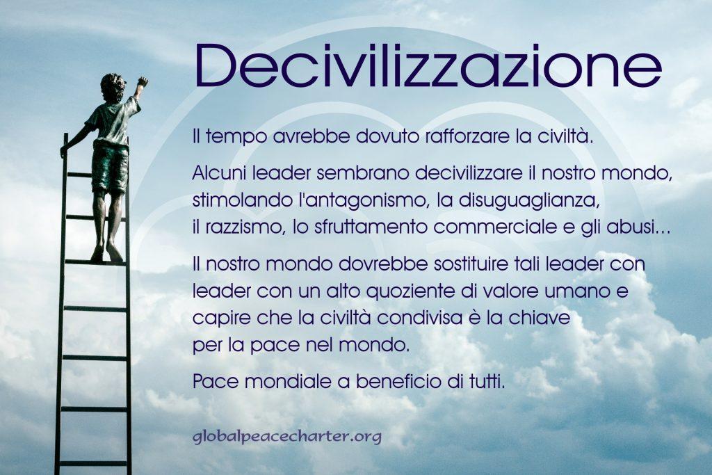 Decivilizzazione