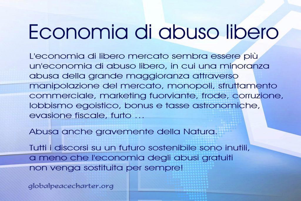 Economia di abuso libero