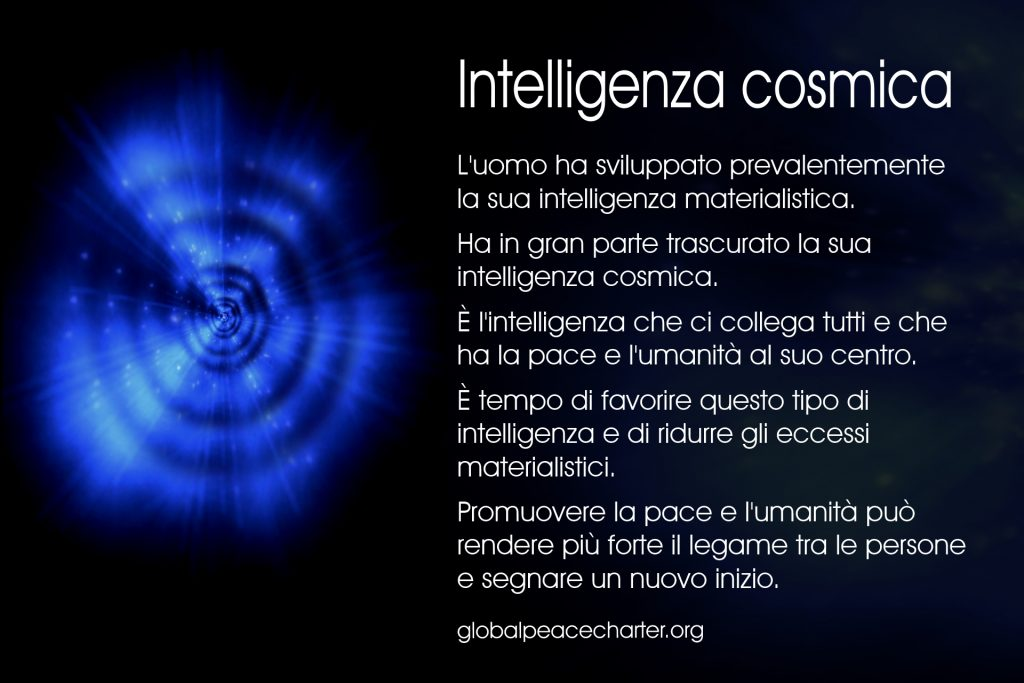 Intelligenza cosmica