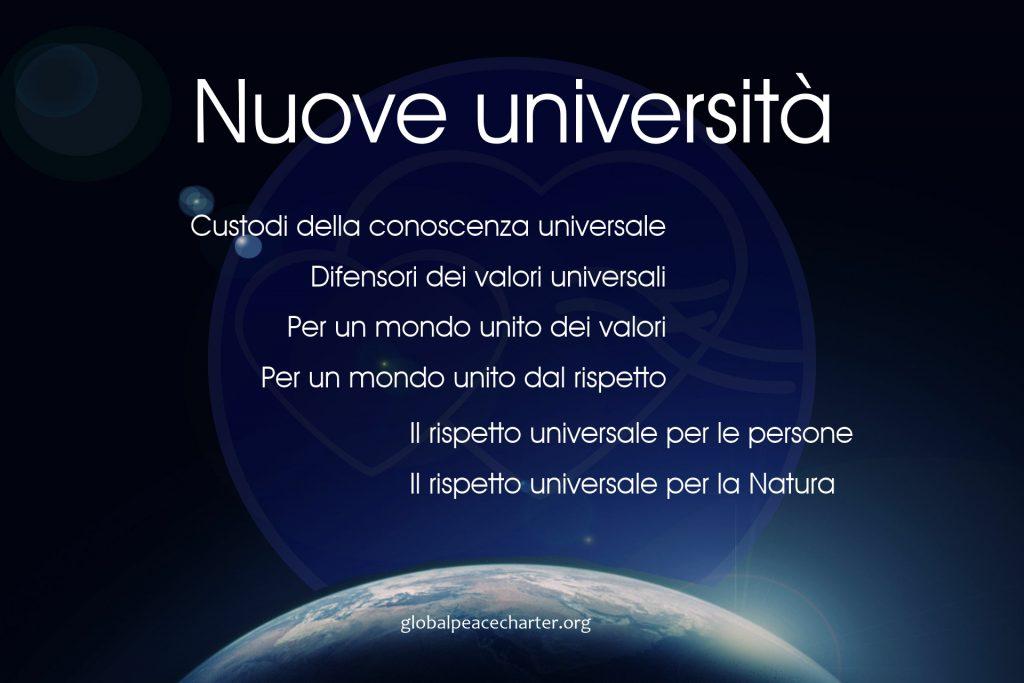 Nuove università