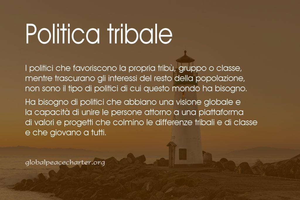Politica tribale