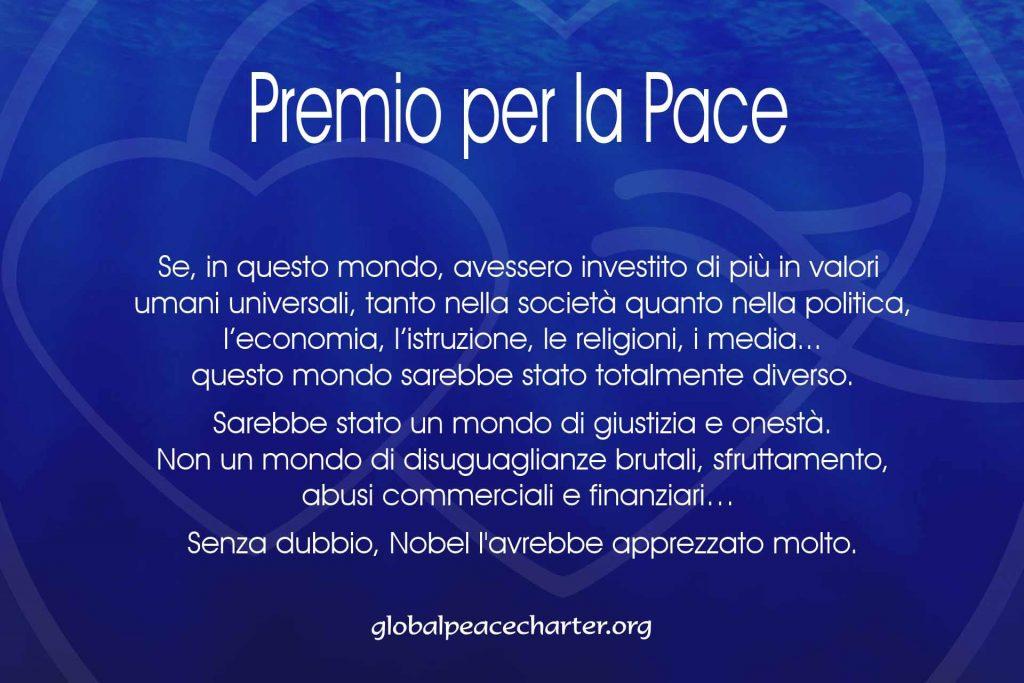 Premio per la Pace