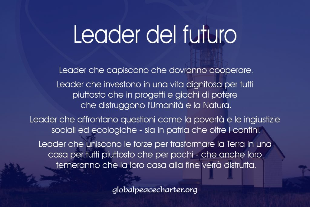 Leader del futuro