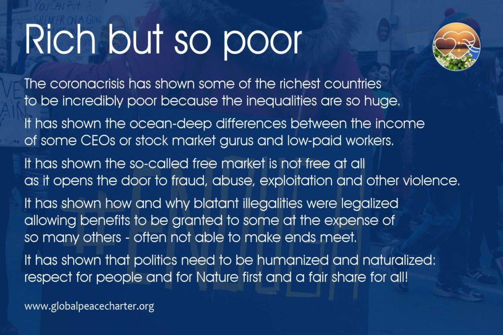 Rich but so poor