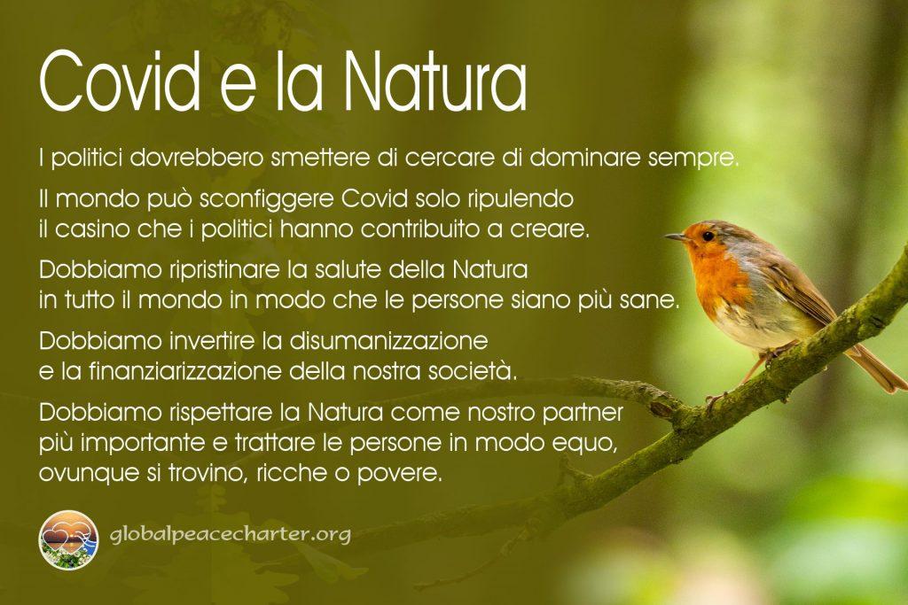 Covid e la Natura